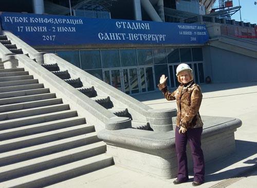 Стадион Крестовский (Зенит)